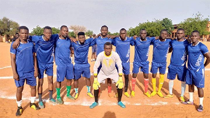 Football/Finale de la 4ème édition du TVG Niamey 2000 : Le FC La Légende s'adjuge la coupe face l'AS Lida (2 – 1)