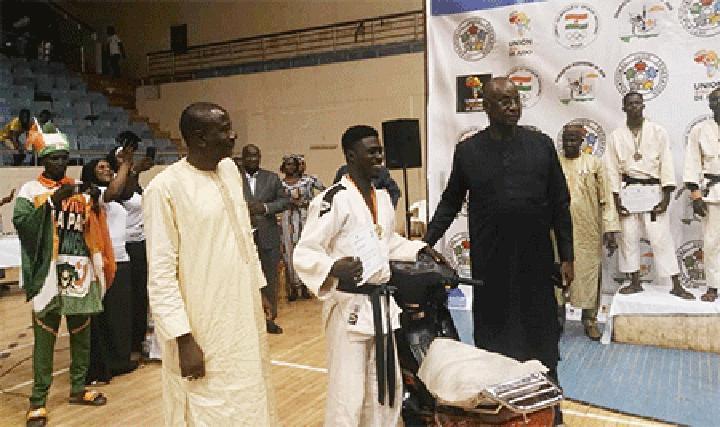 Championnat National Judo : Les meilleurs combattants distingués