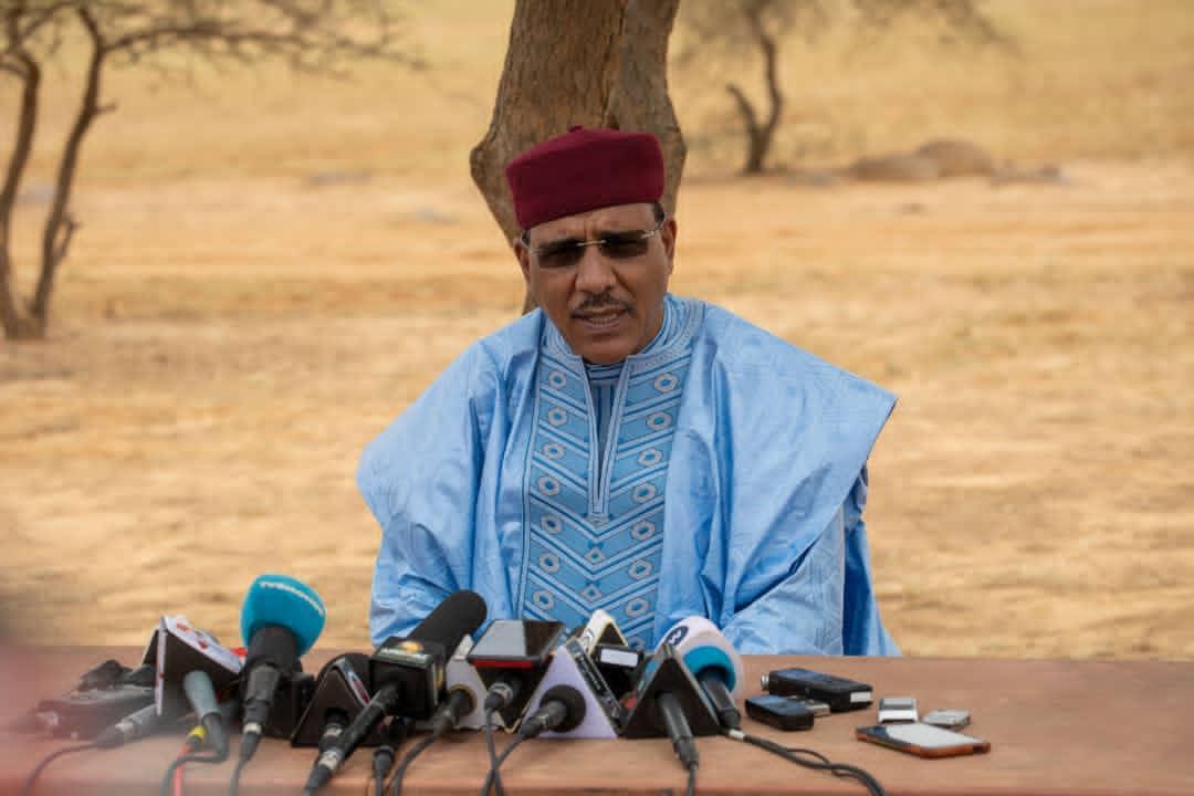 Insécurité dans la région de Tillabéri : ''Le problème d'Anzourou est dû à celui d'Inatès'' (Président)