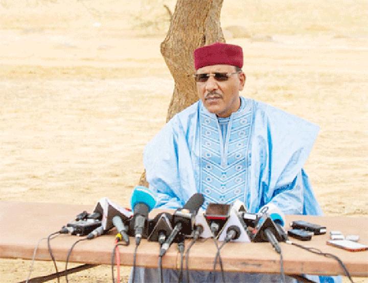 Conférence de presse de Chef de l'Etat à Tillabéri : Le Président Bazoum tire un bilan satisfaisant de sa mission dans la région