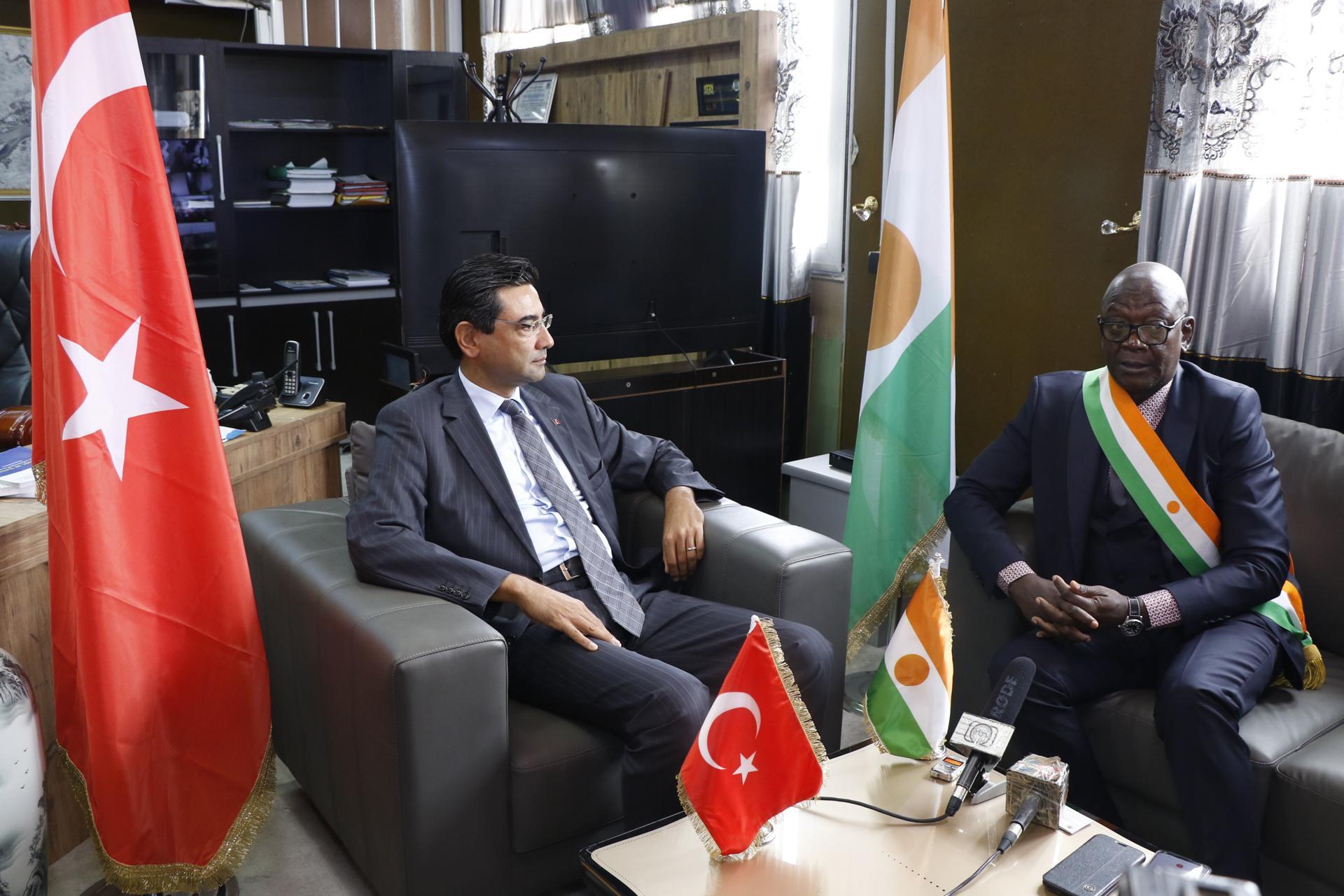La ville de Niamey et les villes turques veulent renforcer leur coopération