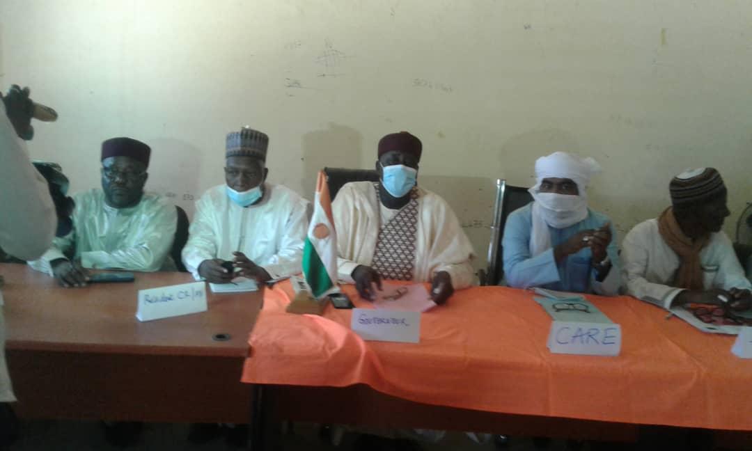 Région de Maradi : Tenue d'un forum sur la sécurisation de la zone pastorale à Gadabeidji
