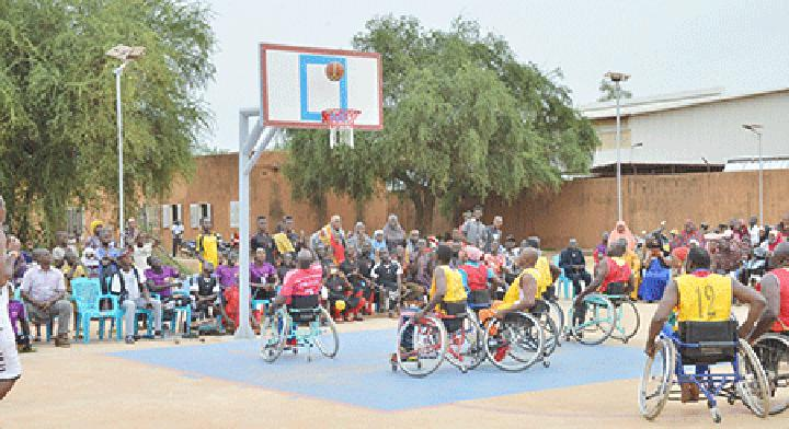 1ère édition du Championnat des sports pour personnes Handicapées : La région de Niamey s'adjuge la 1ère place