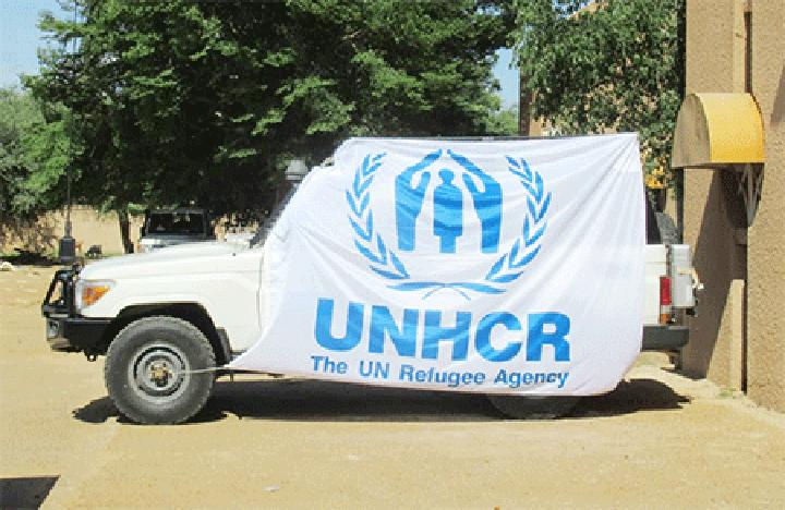 Tillabéri : La Garde Nationale du Niger d'Ayorou dotée d'un véhicule 4×4 par le HCR