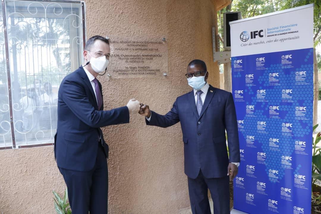 La Société Financière Internationale (IFC) dispose désormais d'un Bureau Permanent au Niger