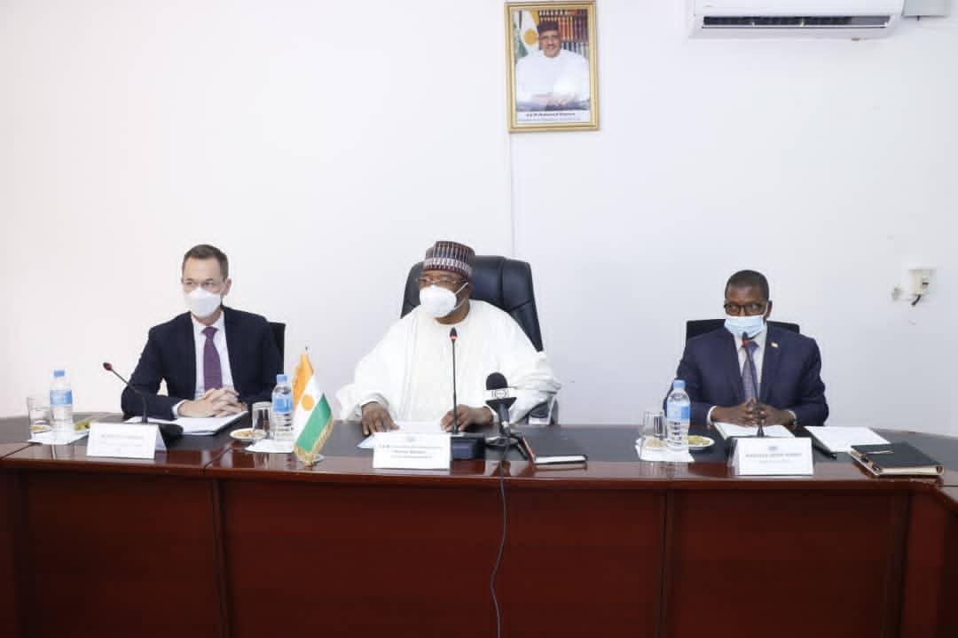 Le Niger plaide pour l'accompagnement de la SFI dans son secteur privé (PM)