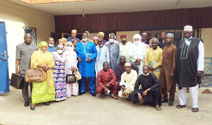 Mission d'information et de sensibilisation de la Commission des Affaires Etrangères et de la Coopération de l'Assemblée nationale à Cotonou au Bénin : Les parlementaires s'entretiennent avec la diaspora nigérienne sur des questions d'intérêt national
