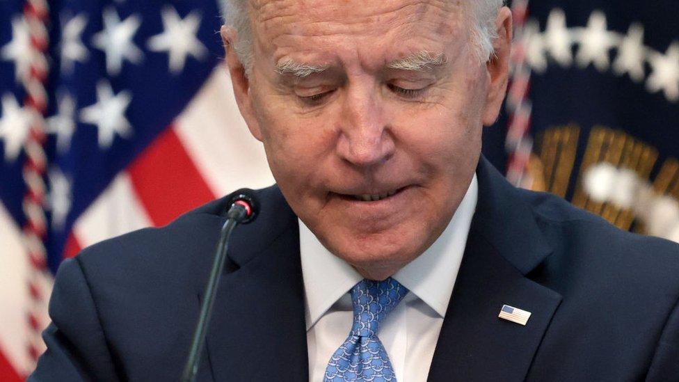USA: Joe Biden et les démocrates en difficultés ?
