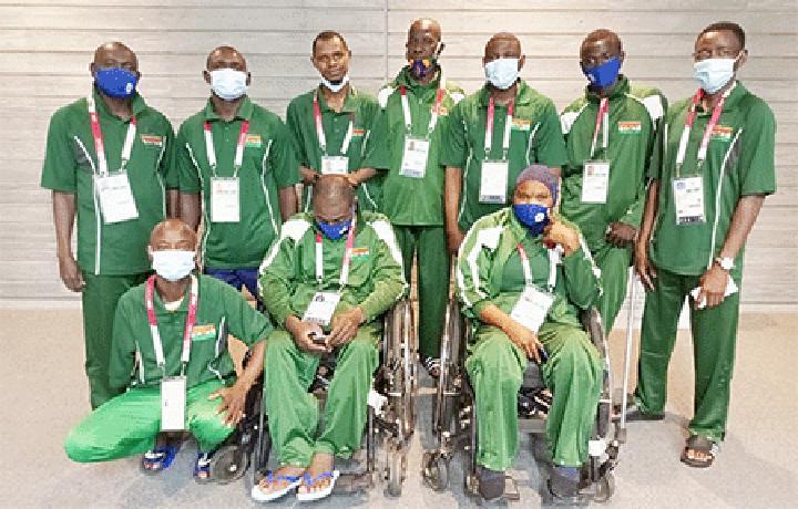 Jeux Paralympiques de Tokyo 2020 : Le comité national du sport paralympique au Niger se prononce sur la participation du Niger