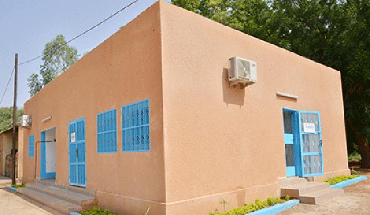 Niamey : Réception d'un nouveau bâtiment à la direction de pèche et de l'aquaculture