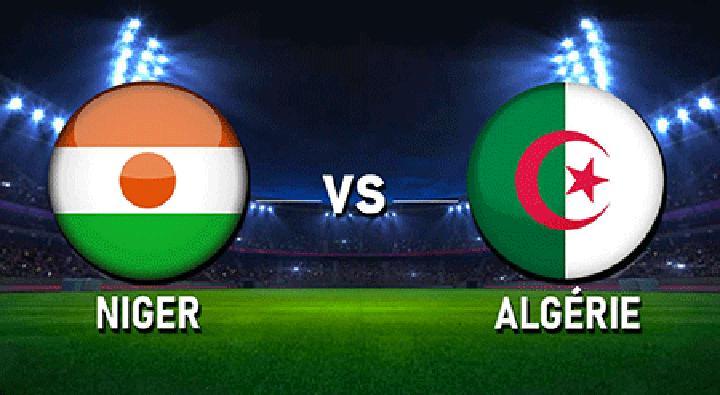 Football / Coupe du Monde 2022 : Arrivée du Ministre algérien de la jeunesse et des sports pour assister au match retour Niger-Algérie ce mardi
