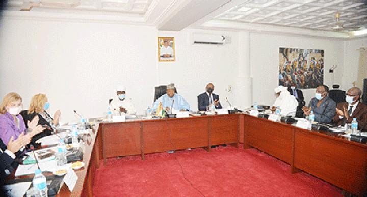 2ème réunion sur le suivi de la feuille de route de N'Djamena : Etat des lieux de la stabilisation et du développement du Sahel au Niger
