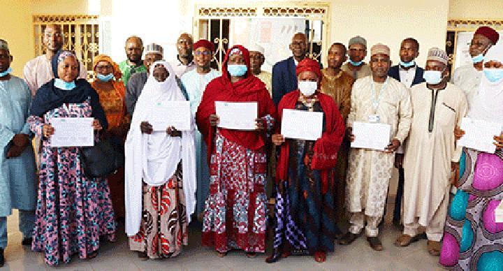 Remise de certificat de conformité pour les unités de transformation des farines infantiles « MISOLA » : Le produit est jugé digne de porter le logo de la marque nigérienne de conformité