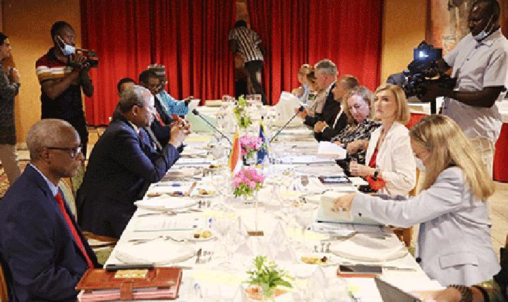 Session de dialogue politique entre le Niger et l'Union Européenne au titre de l'année 2021 : Des échanges fructueux sur plusieurs questions d'intérêt commun