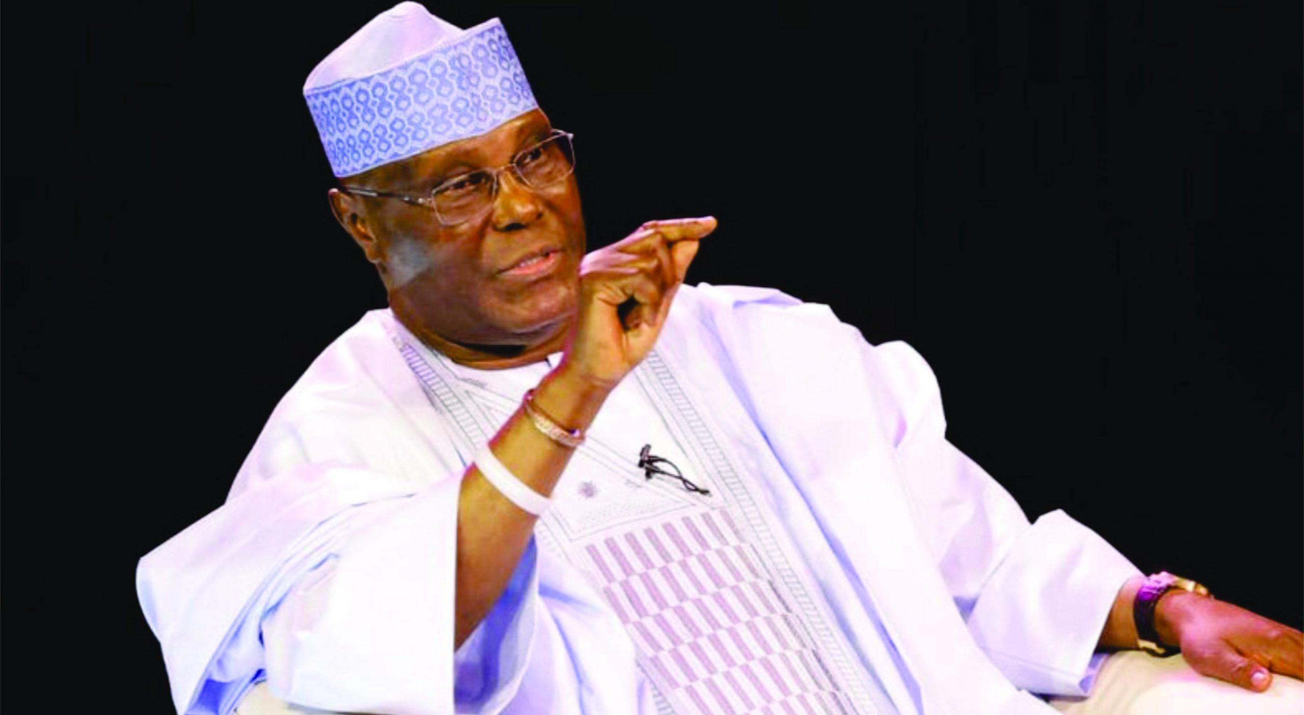 PDP is Nigeria's best friend – Atiku speaks amid Umahi's defection to APC