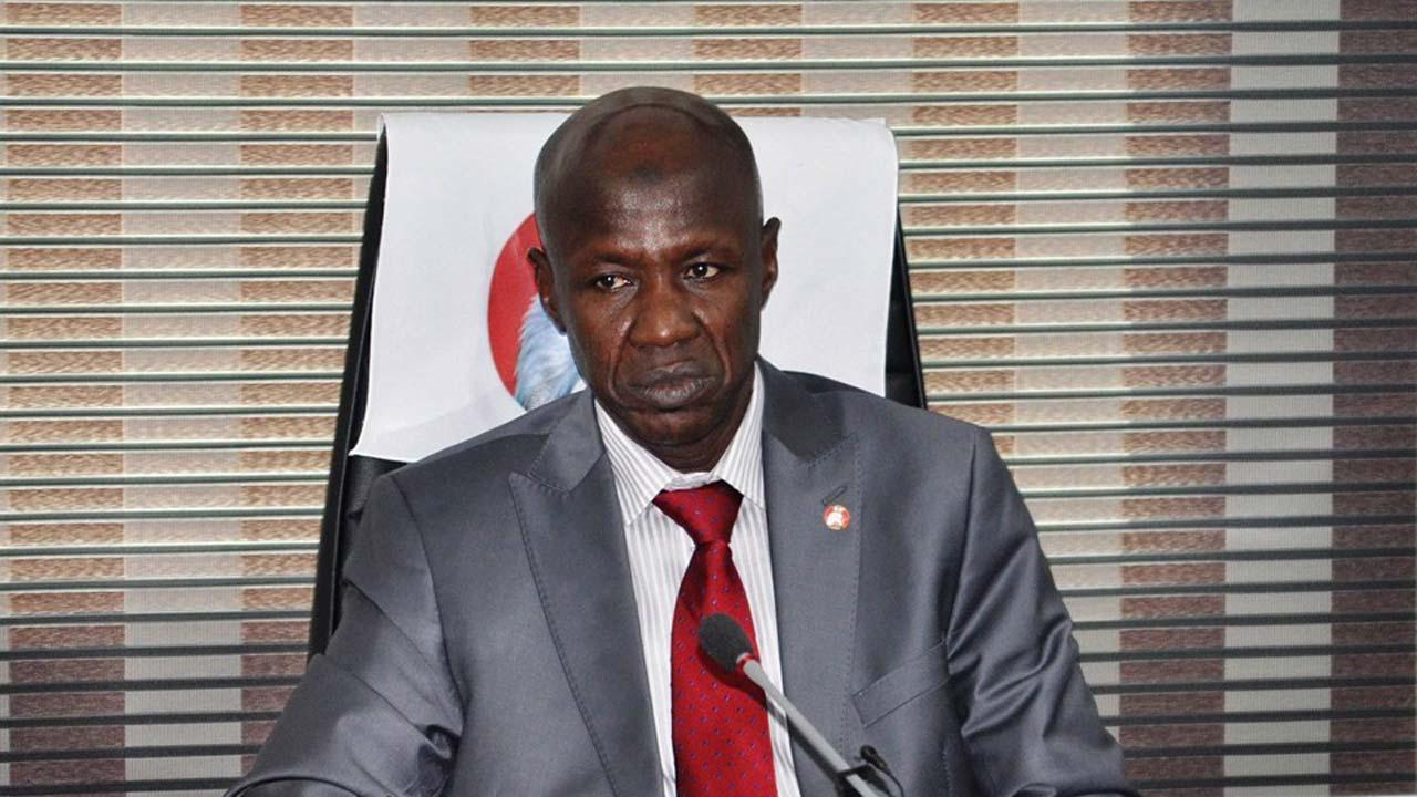 Buhari receives Salami panel report on ex-EFCC boss, Magu
