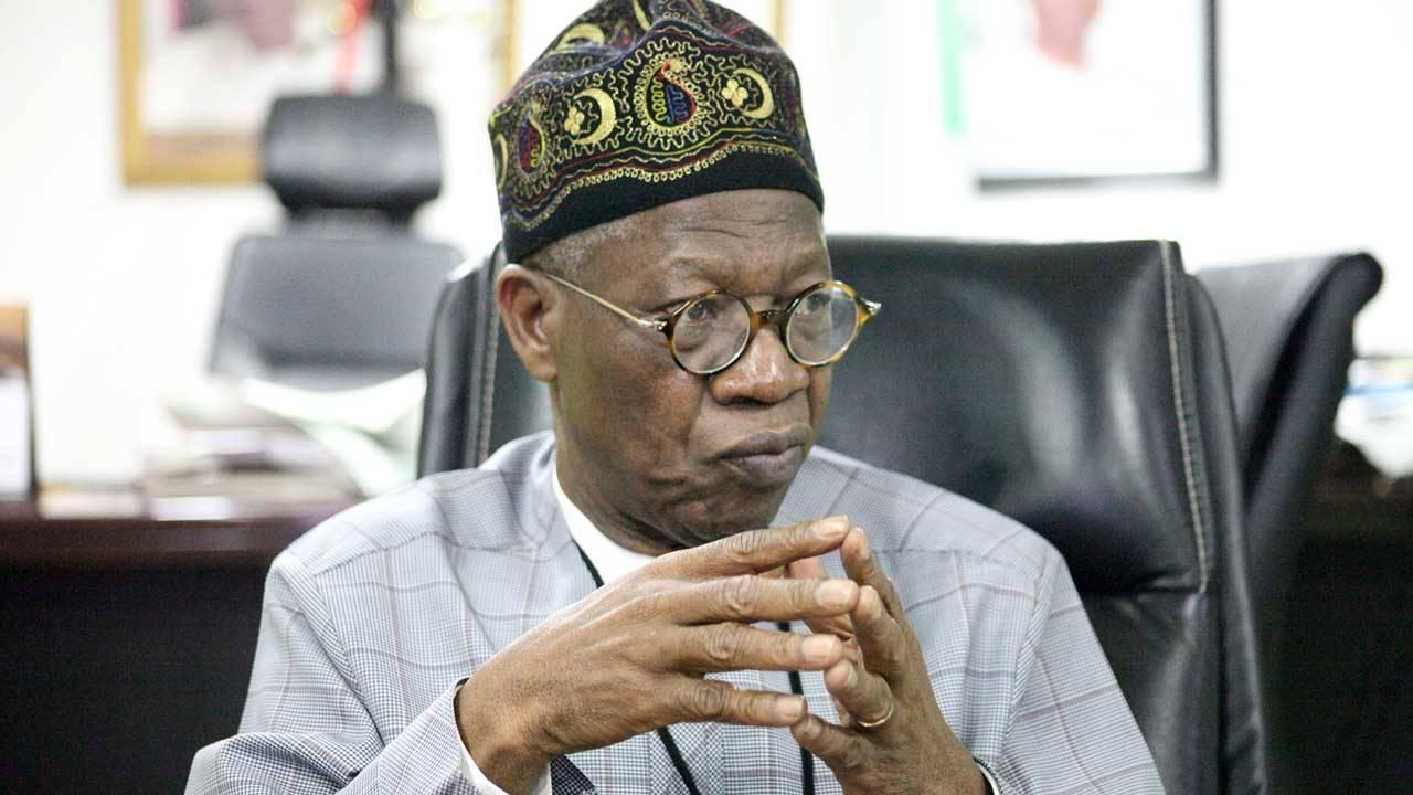 End SARS: Lai Mohammed under fire for threatening to sanction CNN