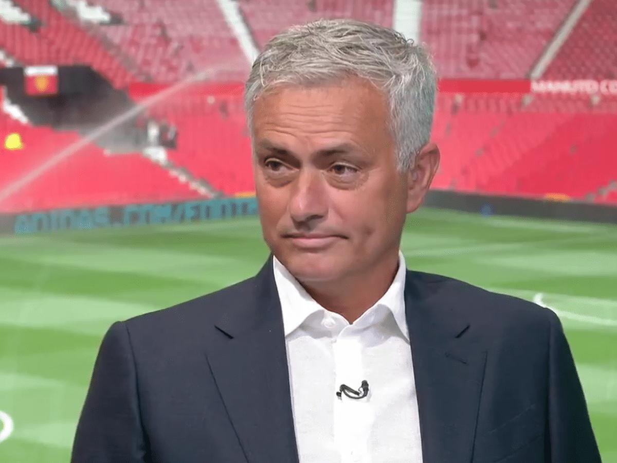 EPL: Mourinho unveils Tottenham's hope for current season