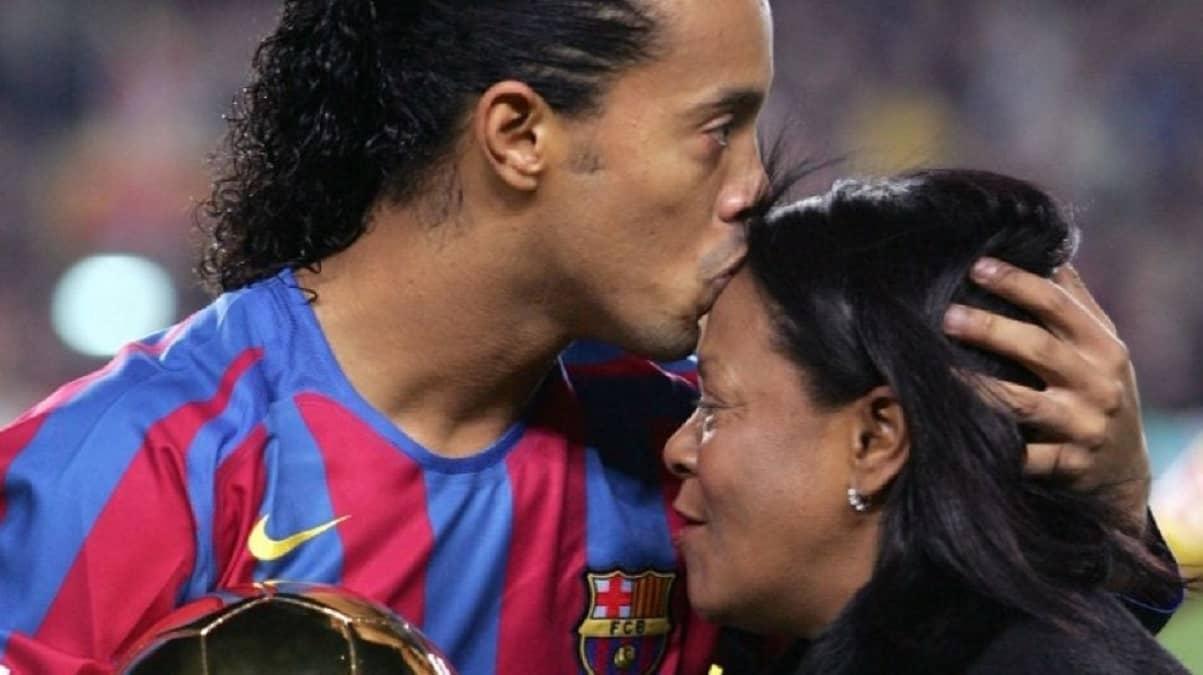 COVID-19 kills Ronaldinho's mother