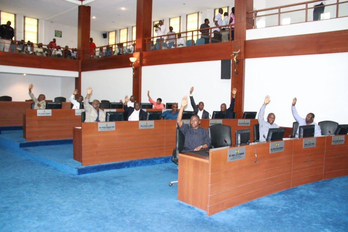 COVID-19: Rivers Assembly criminalizes none wearing of facemasks in public