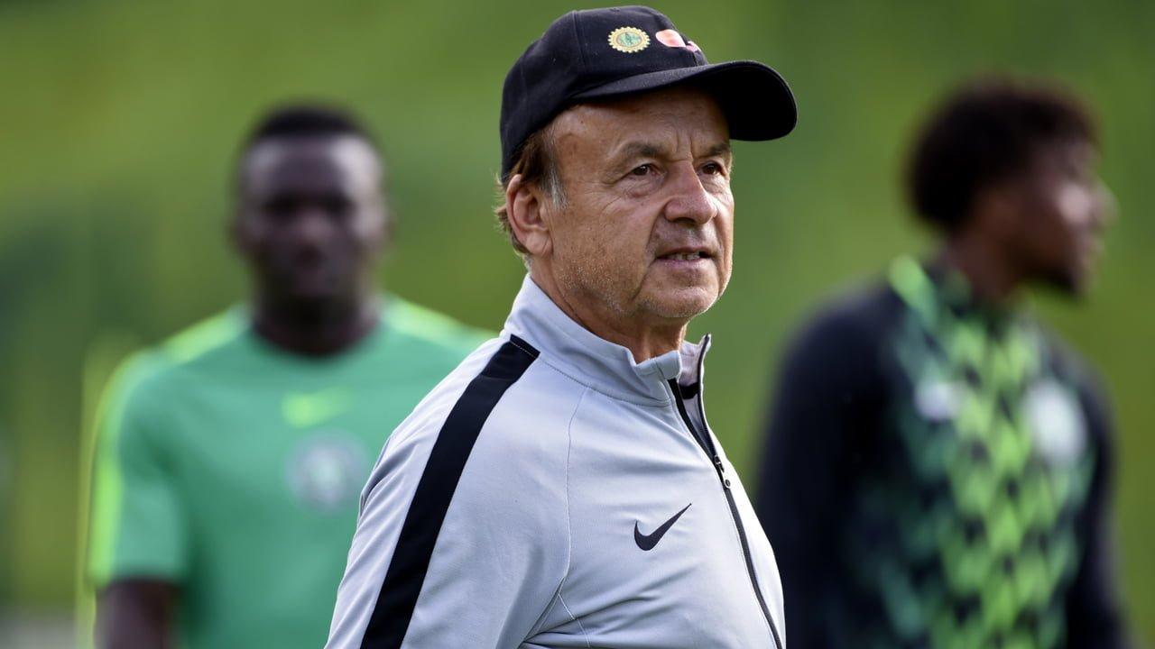 Nigeria cannot win World Cup – Super Eagles coach Gernot Rohr