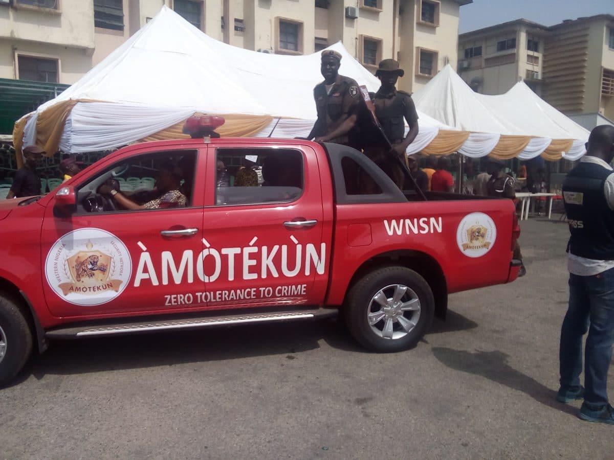 Amotekun Osun debunks rumours of harassing residents