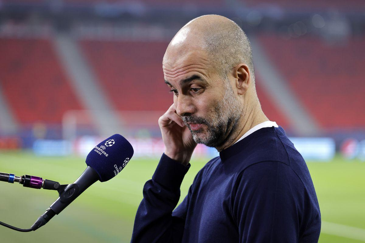 Champions League: Guardiola drops comment about Haaland after 2-1 win