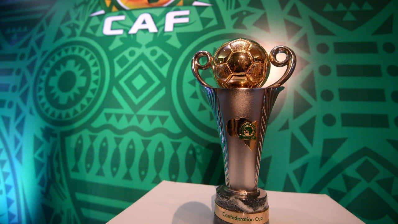 2020/21 CAF Confederation Cup quarter-finals, semi-finals draw released [See full fixtures]