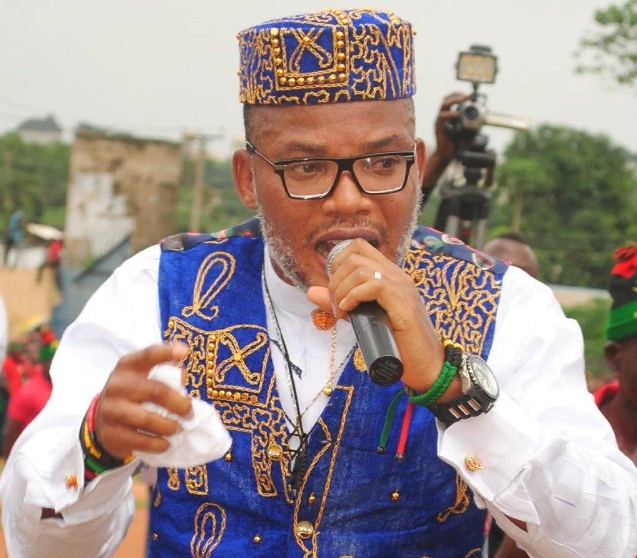 Nnamdi Kanu orders total shut down of Abuja, Lagos, North, Southeast May 30