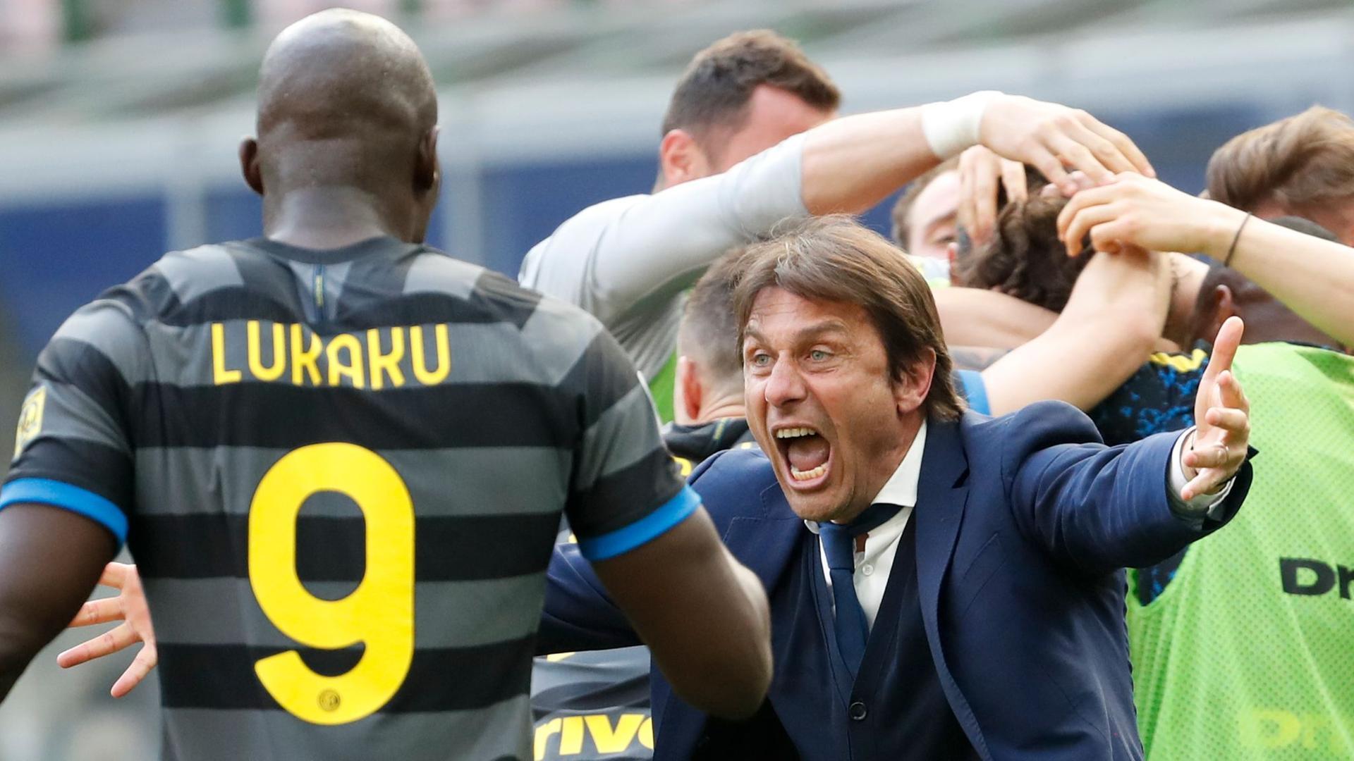 Juventus react as Inter Milan wins Serie A title