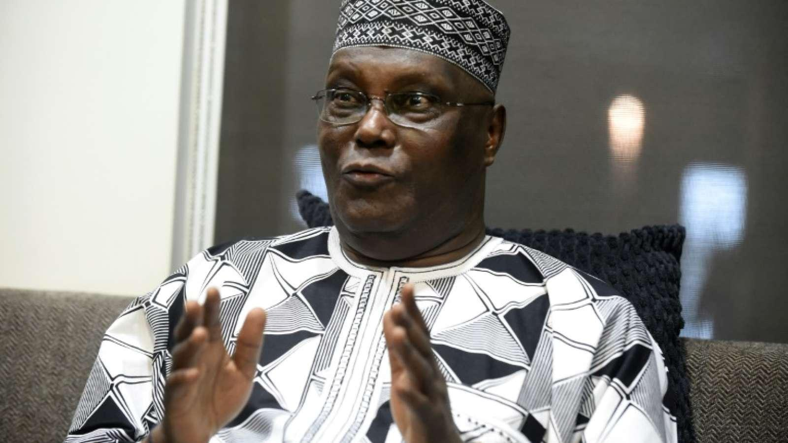 Insecurity: Recall ex-servicemen, declare total war on terrorism – Atiku tells Buhari