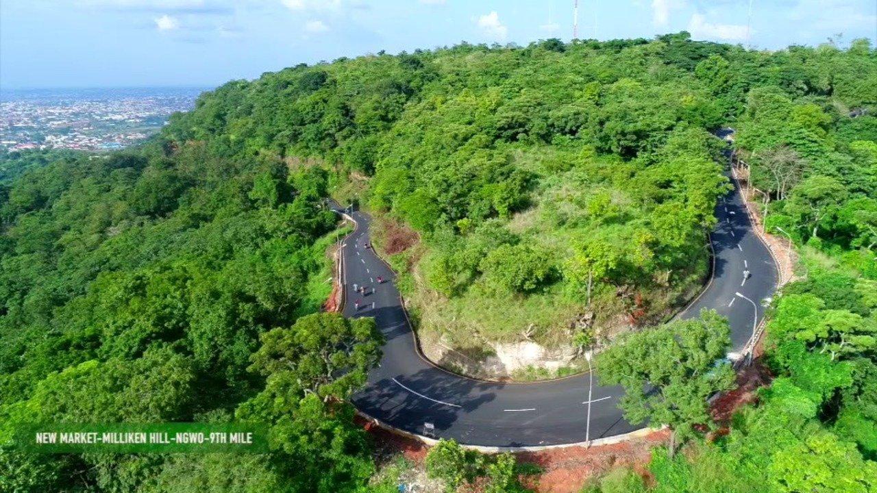 Luke Mgboh: Ugwanyi, roads and civil engineering wonders at Miken Hill
