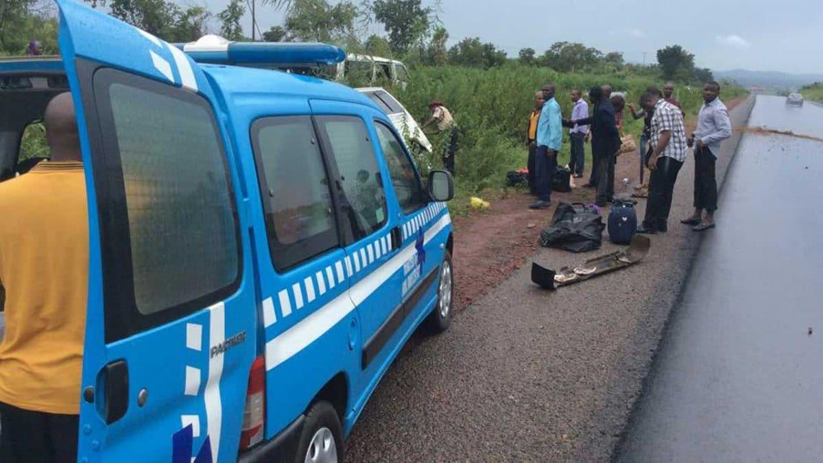 Eight persons, 28 sheep die in auto crash in Niger State
