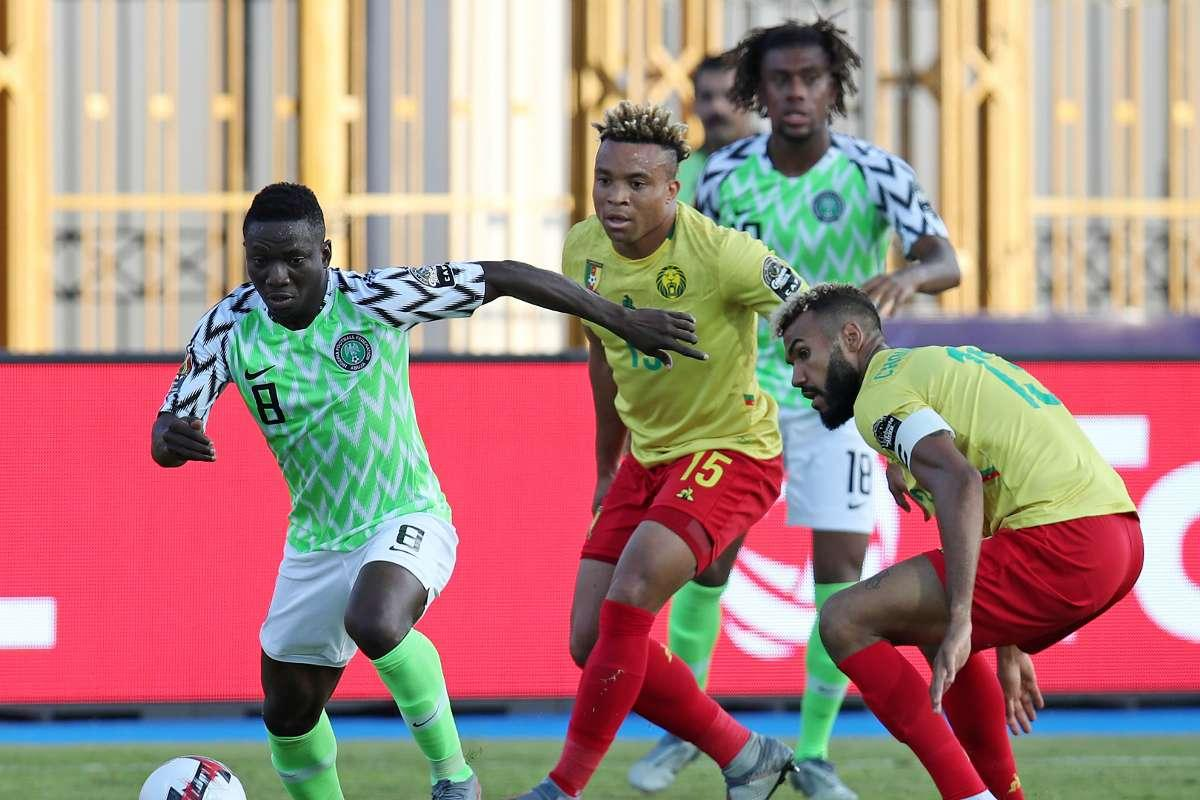 Cameroon vs Nigeria: Livescore from Super Eagles' Tuesday friendly in Austria