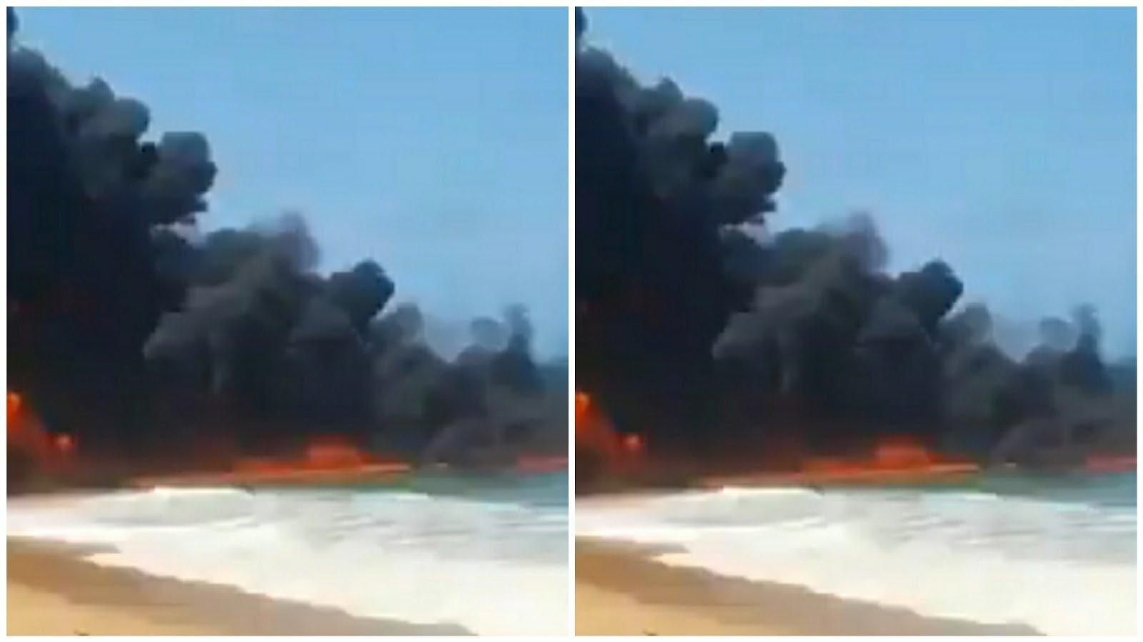 Abass Oyeyemi: An urgent call on Ilashe Beach fire outbreak