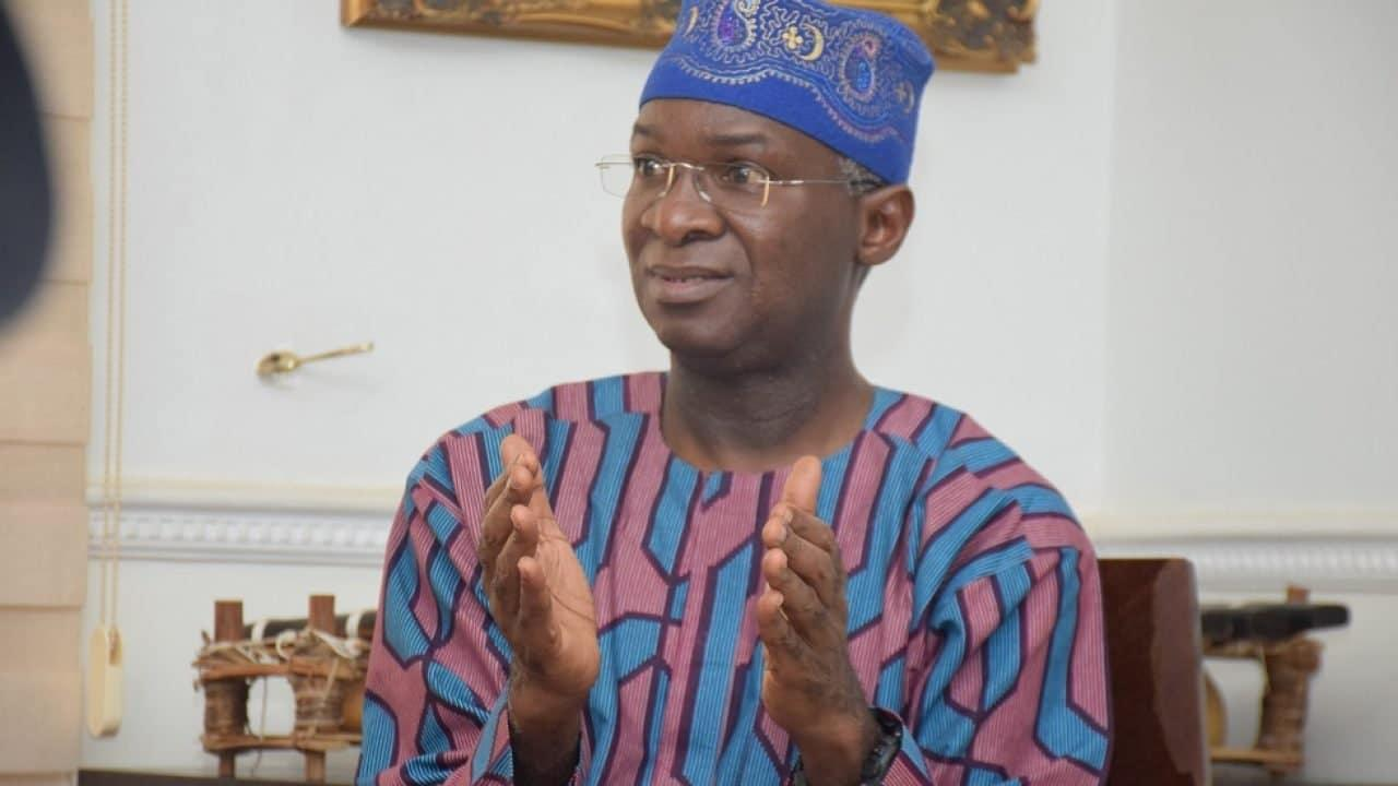 Nigeria will not make meaningful progress without borrowing – Fashola