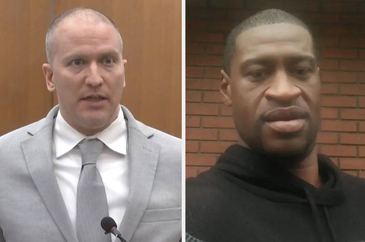 Derek Chauvin sentenced to 22.5 years in prison over George Floyd's death