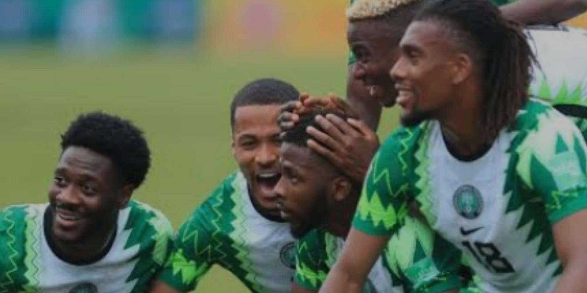 Cape Verde vs Nigeria: Full list of Super Eagles players who have left camp
