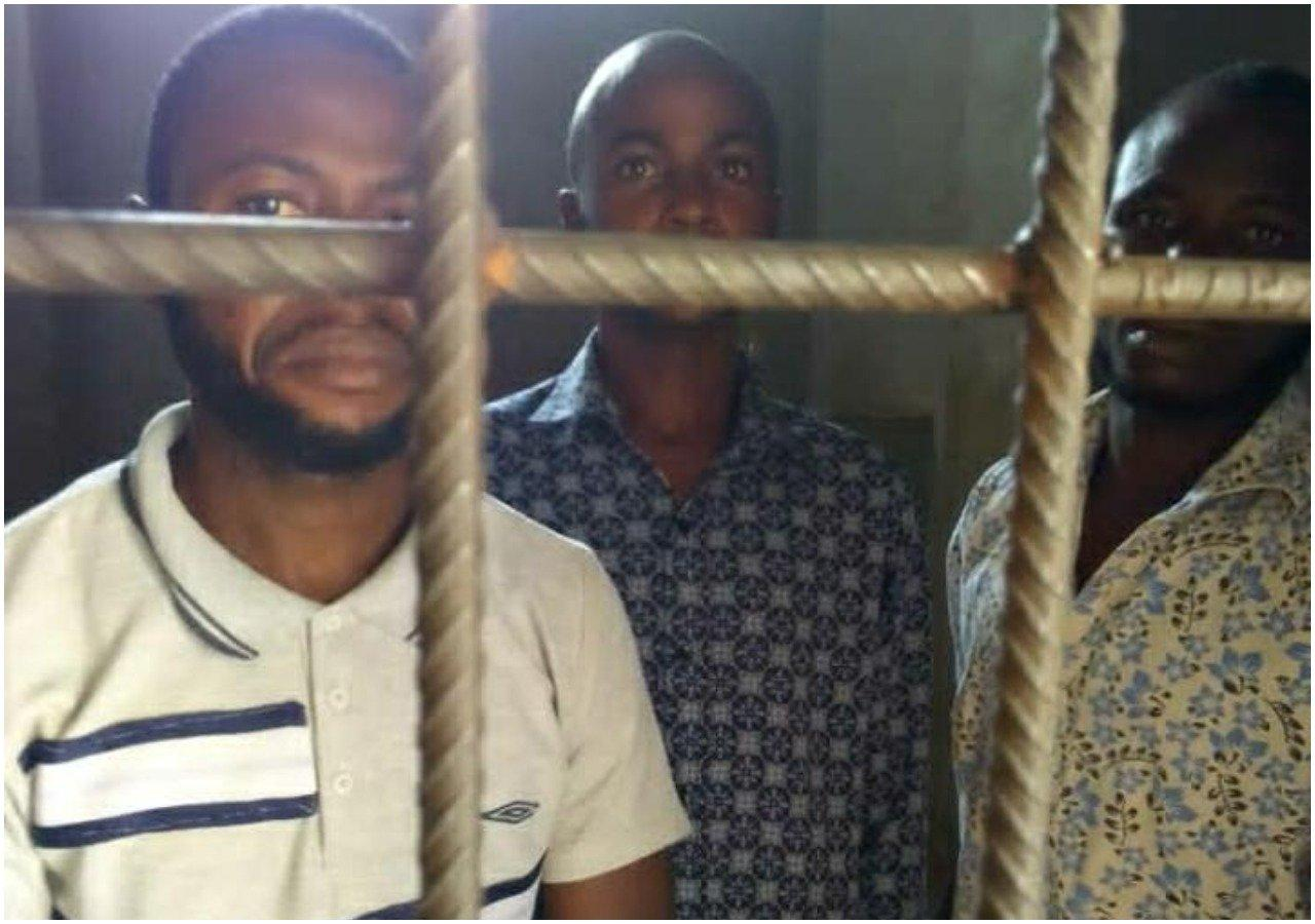Three arrested at Indian hemp joints in Ilorin