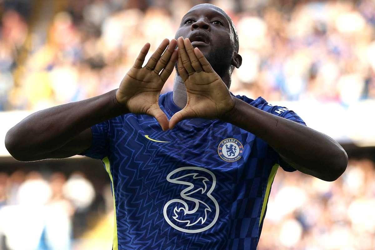 EPL: Lukaku reveals Stamford Bridge 'dream' after scoring twice in 3-0 win over Villa