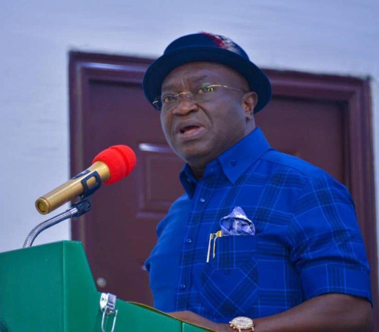 Abia Gov, Ikpeazu names 27 commissioner nominees