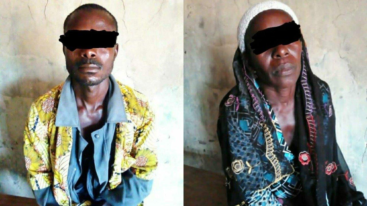 Kwara: Man arrested for fathering three children with biological mother