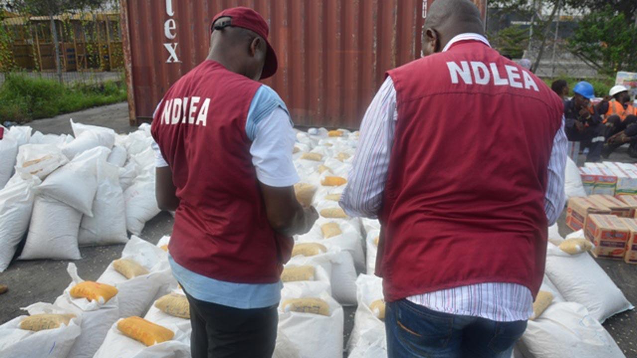 NDLEA intercepts 24,311kgs of heroin, codeine in fresh drug busts in Lagos
