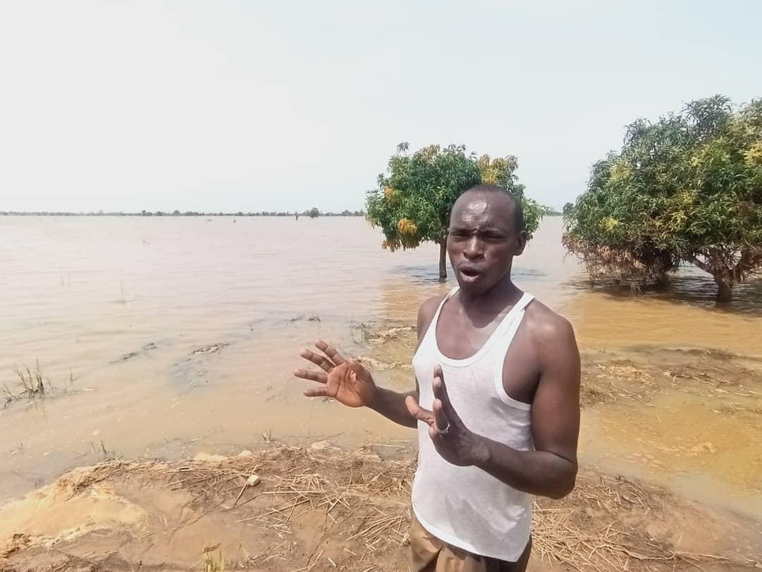 Gololo residents cry for help as flood sacks community, destroys farmlands