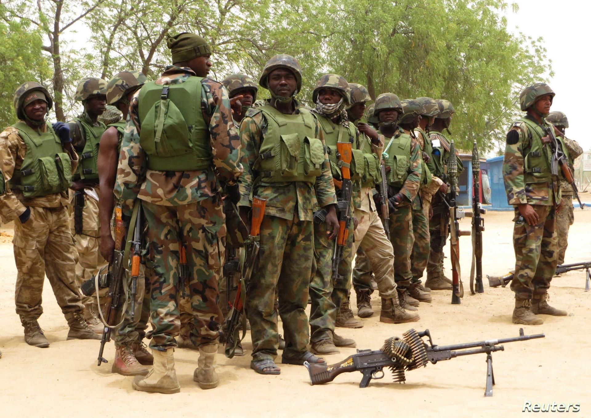 Army pounds bandits as terror attacks reach elites, politicians