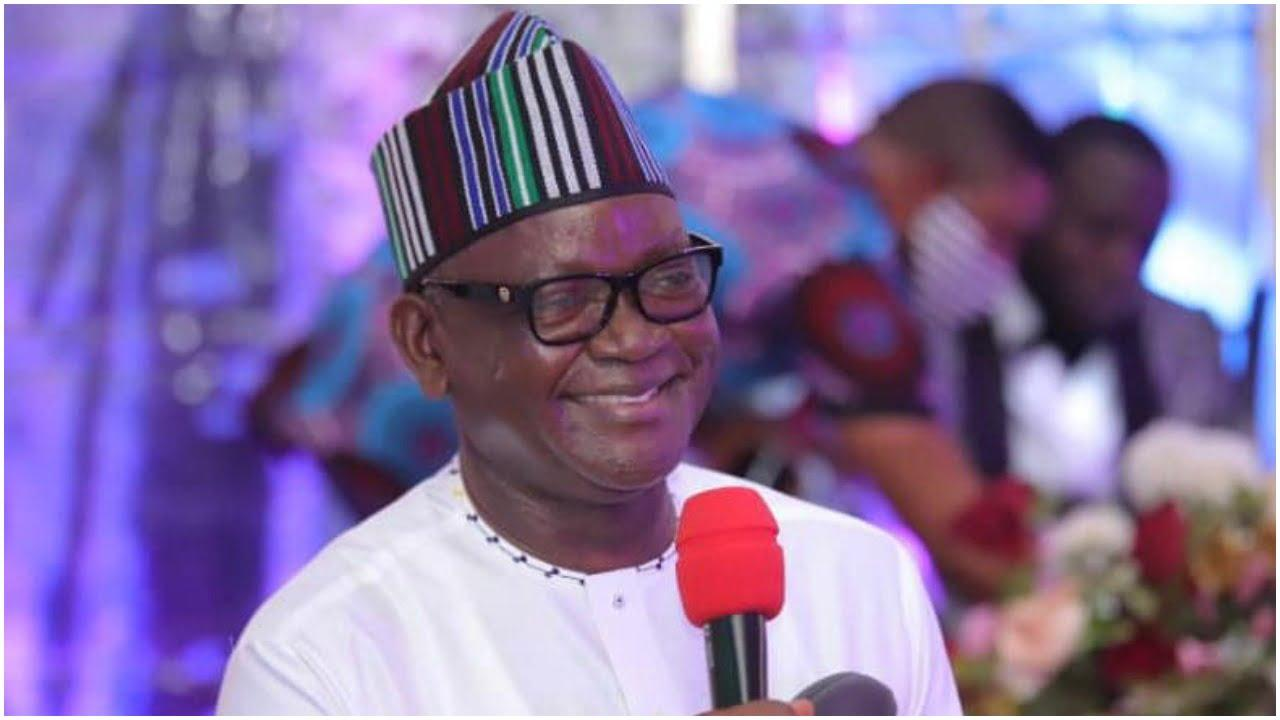 Simon Imobo-Tswam: Ortom taking his place in the hall of fame