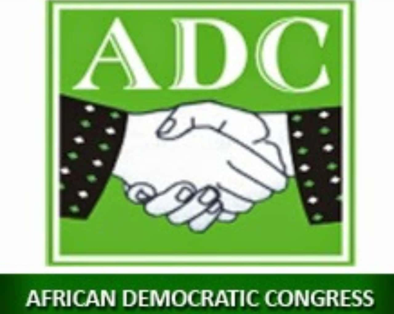2023: We will wrestle power from ruling APC – National Chairman, ADC