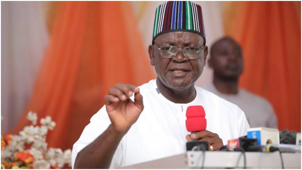 Day of reckoning is coming for those attacking me, Benue people – Gov Ortom
