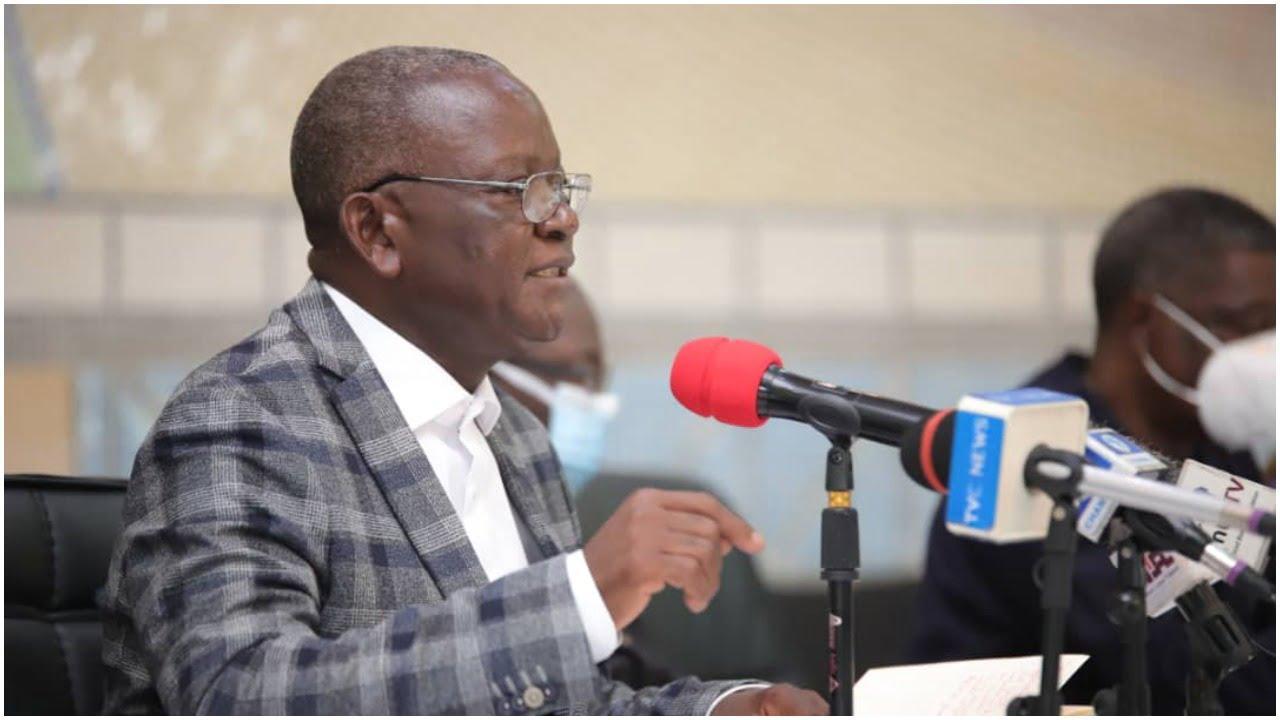 Ortom identifies armed herdsmen's country of origin, says presidency happy with security situation