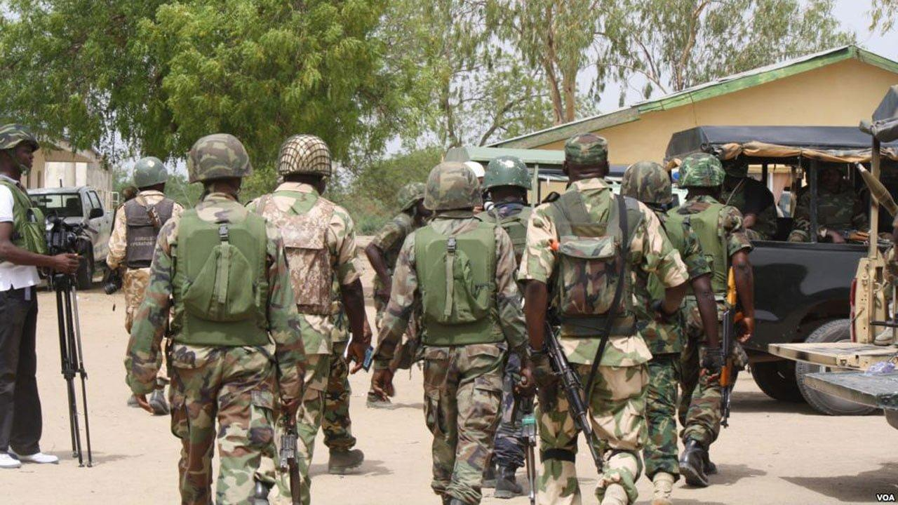 Nigerian Army confirms video of officer dehumanising female corps member, apologises to victim's family